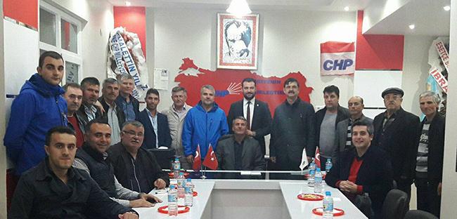 CHP'de Delege Seçimleri Devam Ediyor