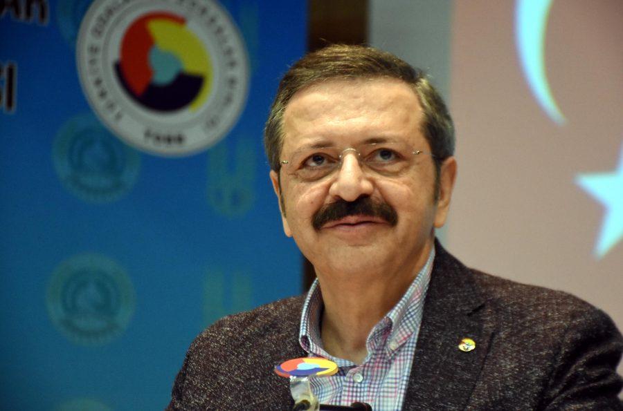 """Hisarcıklıoğlu:""""Gümrüklerde Modernizasyon İpsala İle Başladı"""""""