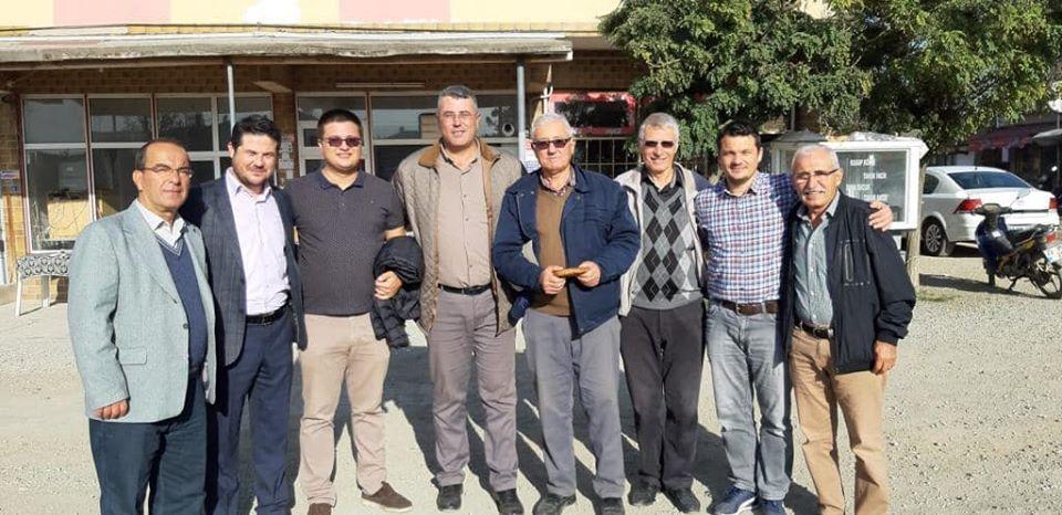 AK Parti Kandil Simidi İkram Etti.