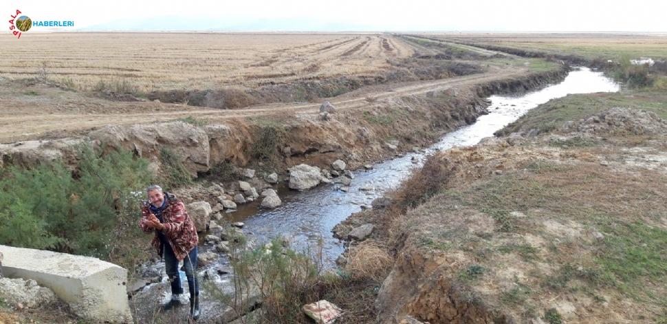 Hamzadere Sulama Birliğinden Hayvanlara Can Suyu