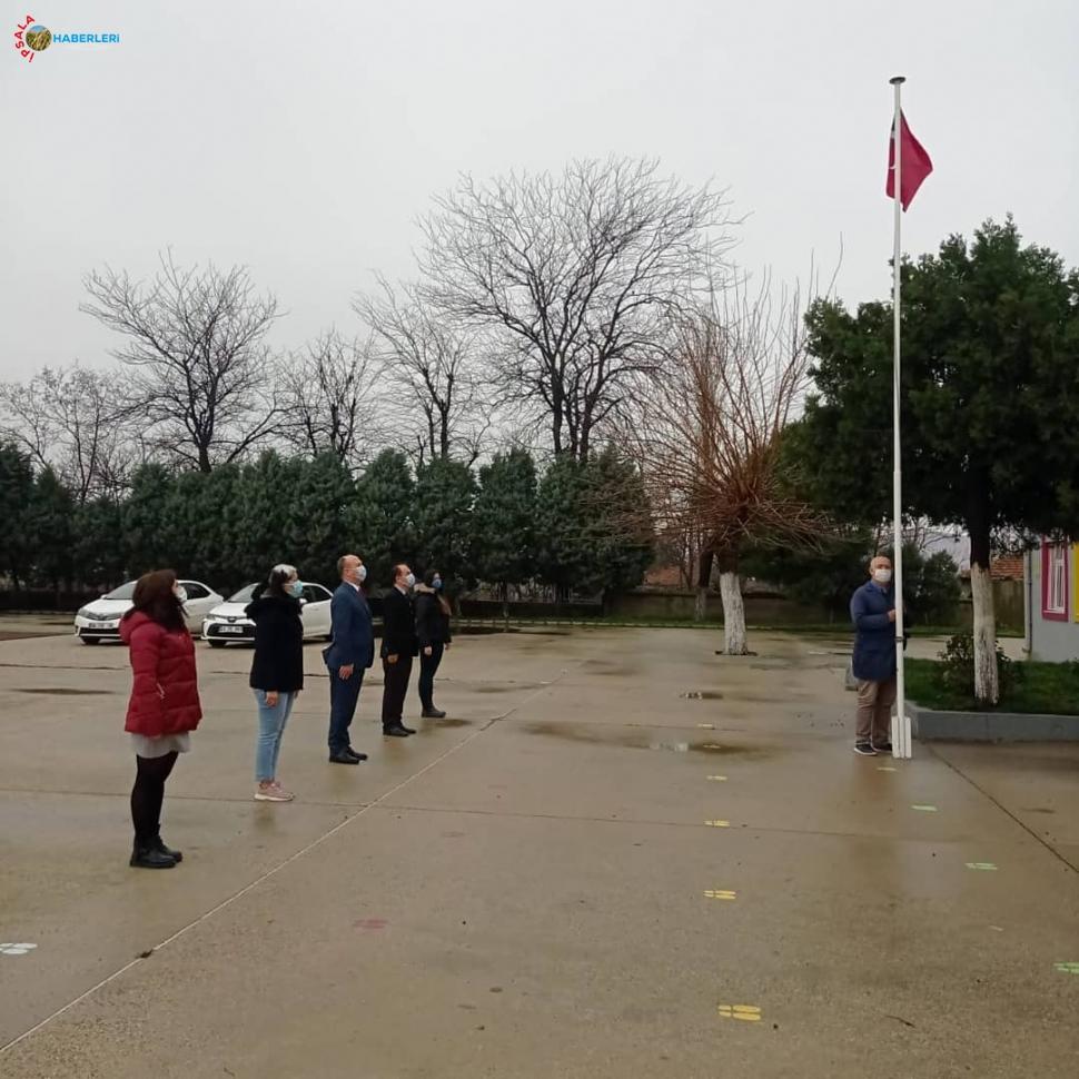 Okullarda İstiklal Marşı Heyecanı!