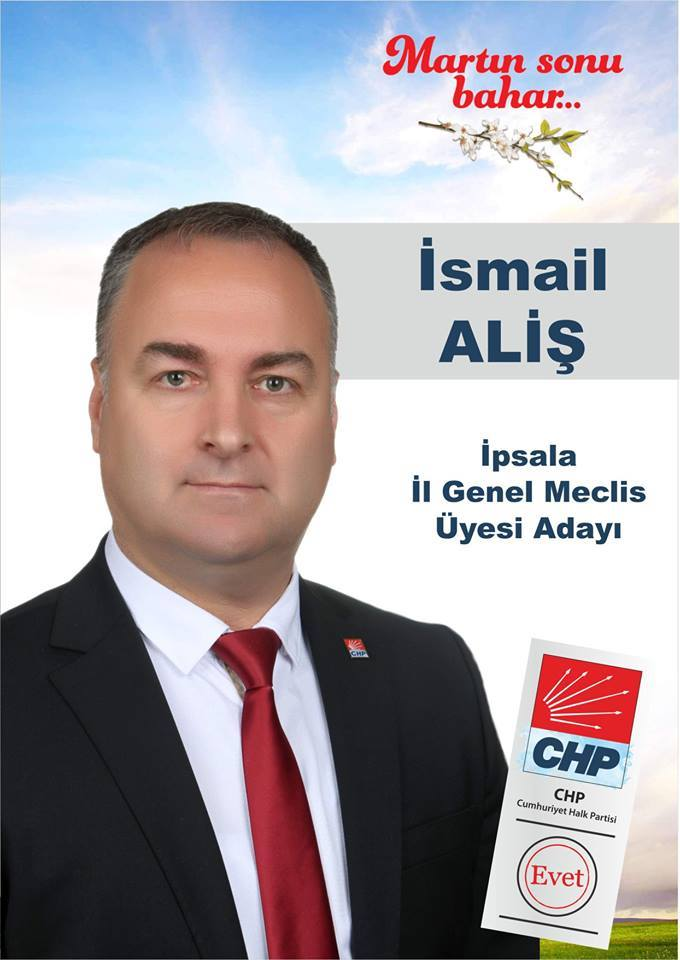 """CHP İl Genel Meclis Üyesi Adayı Aliş,"""" En Donanımlı Ekibiz."""""""