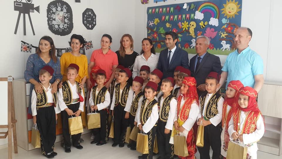 """""""Yenilenen Okullar, Mutlu Çocuklar """"Projesinin Açılışları Yapıldı."""