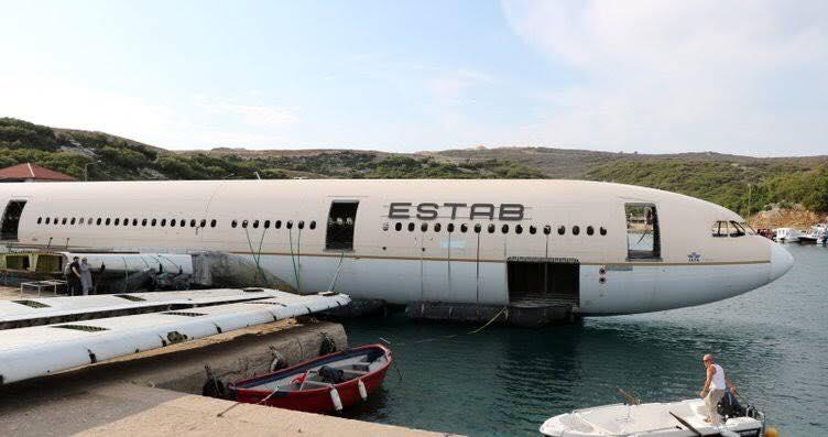 O Uçak Bugün Batırılacak.