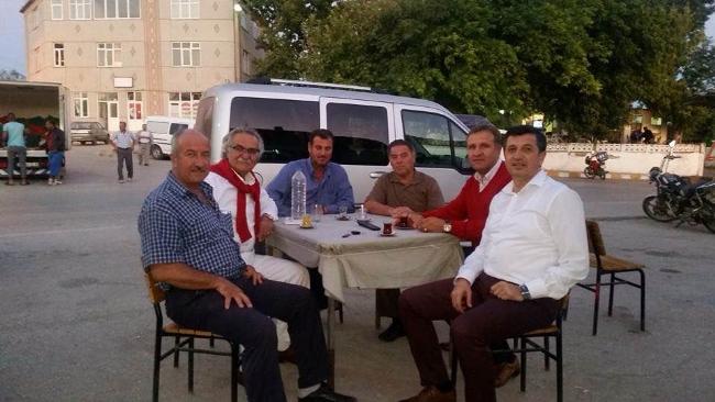 Gaytancıoğlu,Köylere İndi.