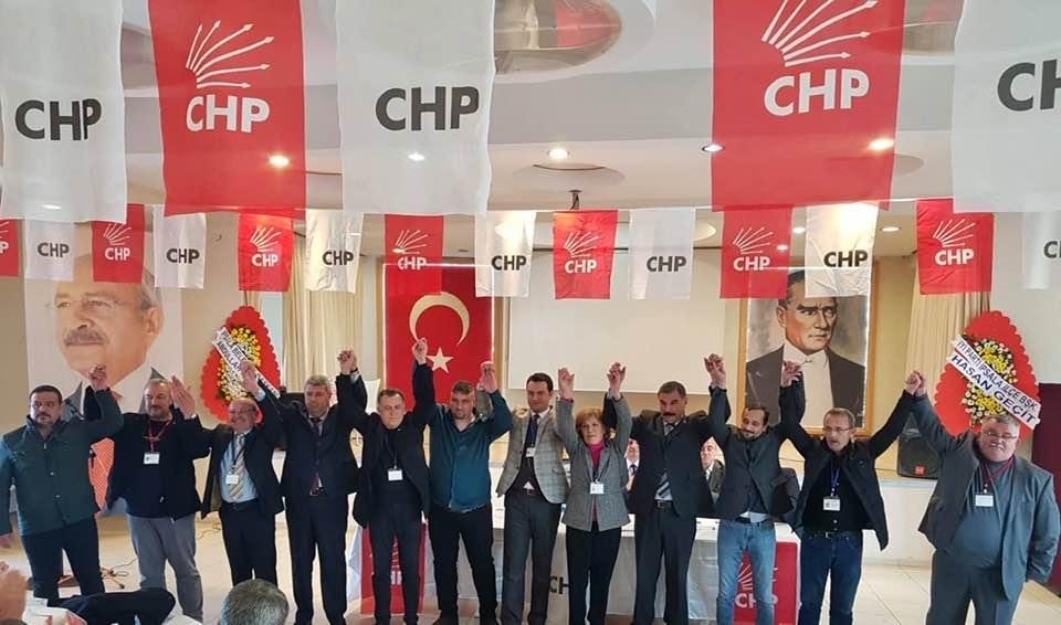 CHP Kongresi Yapıldı.