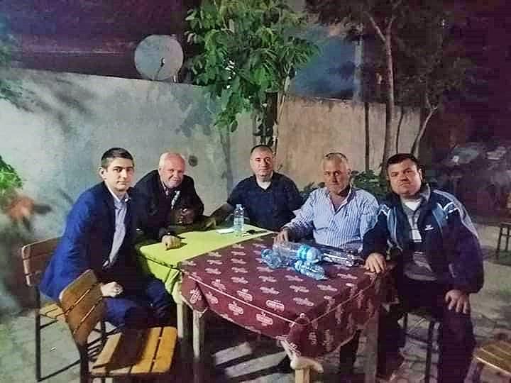 Uzun, Köy Gezilerini Sürdürüyor.