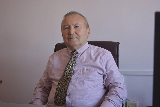 Yeni Nüfus Müdürü Taşkır, Göreve Başladı.