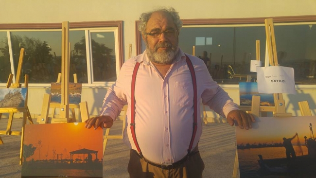 Şenerler'in Fotoğraf Sergisi İlgi Gördü.