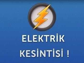 Keşan, İpsala ve Enez'de 7 saat, Erikli'de ise 6 gün elektrik yok..!
