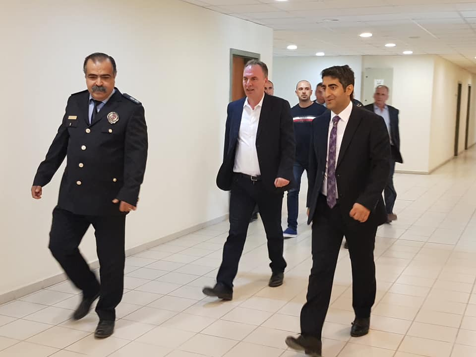 Kosova Başbakan Yardımcısı Fatmir Limai Yurtdışına Çıkış Yaptı