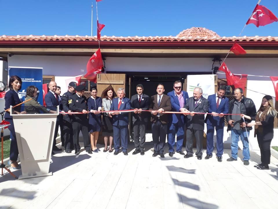 Tarım Müzesi Törenle Açıldı.