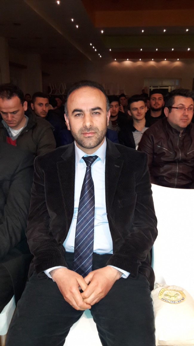 """Yeni Müftü Ercan Özelce, """"İpsala'yı Sevdim"""""""