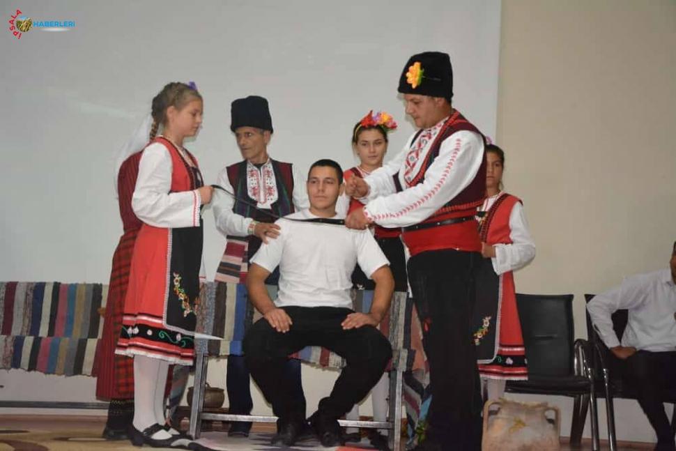 Türk ve Bulgar Düğün Gelenekleri Meriç'te Buluştu.