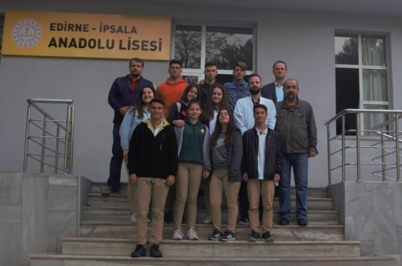 """Anadolu Lisesinden """"Umut Işığı """"Projesi"""