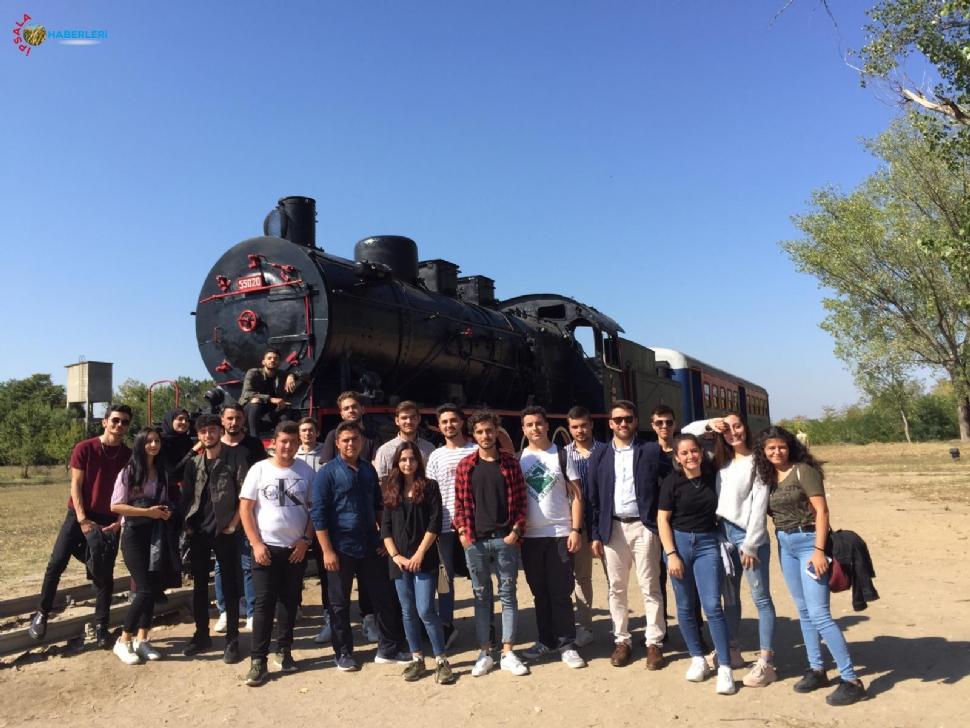 Yeni Öğrenciler Edirne'yi Gezdi