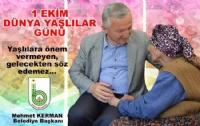 Kerman,Yaşlılar Gününü Kutladı.