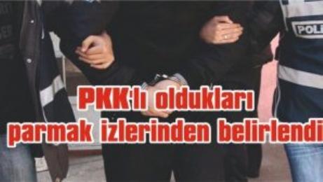 İpsala'da 2 PKK Şüphelisi Yakalandı.