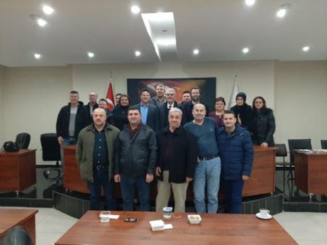 Mecliste Yılın Toplantısı Yapıldı.
