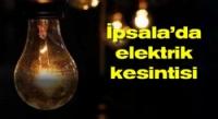 İbriktepe'de Bugün Elektrik Kesintisi Var.