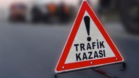 Hacıköy'deki kazada 3 kişi yaralandı