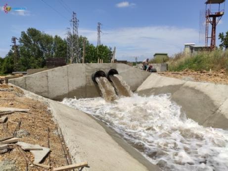 Hamzadere Sulama Birliği, Yeni Kanalla 600 Bin Tl Tasarruf Yapacak