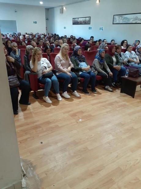 Anadolu Lisesi Okul Aile Birliği Seçimleri Yapıldı.