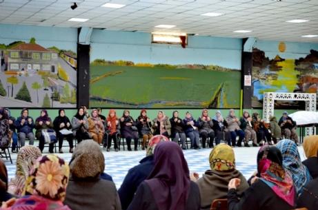 Yenikarpuzlu Belediyesinden Farklı 8 Mart Kutlaması