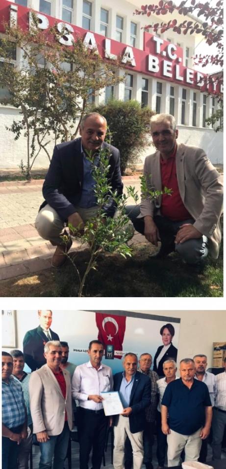 Akşener'in Nar Ağacı