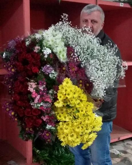Çiçekçiler, Sevgililer Gününe Hazır!