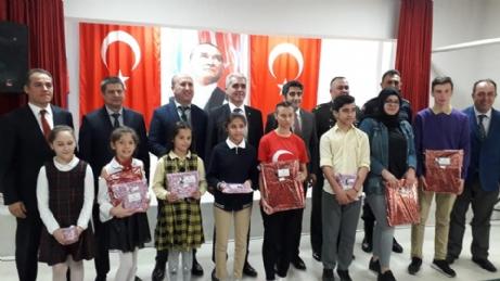 Milli Şairimiz Mehmet Akif Ersoy Anıldı.