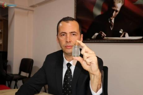 Keşan'lı Öğretmen Hasan Avcu Türkiye 1.si Oldu.
