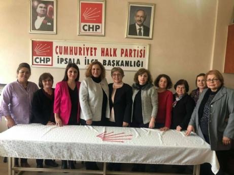 CHP Kadın Kolları Başkanı Bircan Güven Tazeledi