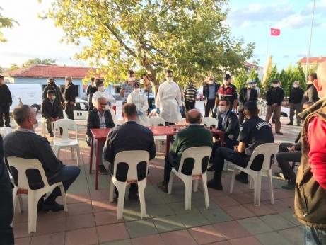 Sultanköy'de işyerleri kapatıldı