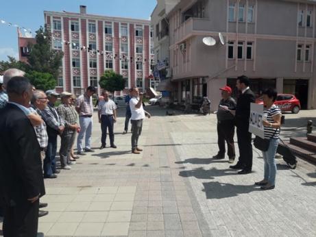 CHP Adalet İstedi