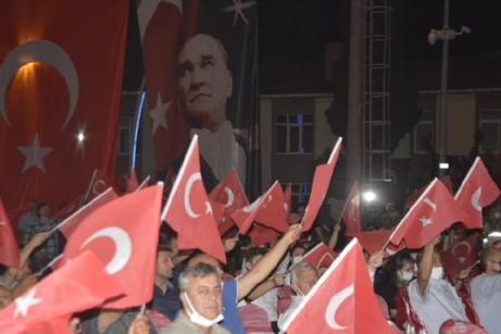 15 Temmuz Demokrasi Ve Milli Birlik Günü Anma Programı Gerçekleştirildi