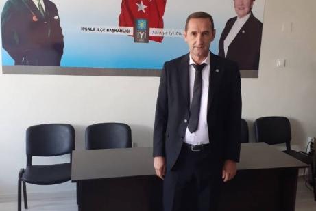 Hasan Geçit, İyi Parti İlçe Başkanlığı'na Adaylığını Açıkladı
