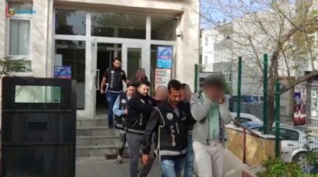 FETÖ/PDY'den aranan şüpheli göçmen kaçakçılığında yakalandı