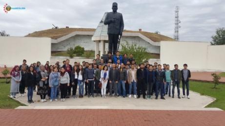 Öğrenciler Edirne'yi Gezdi