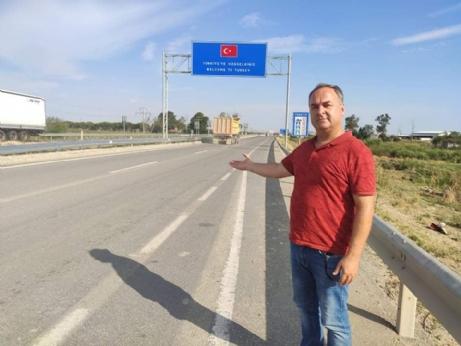 İpsala'da 4 kilometrelik yol ışıksız!