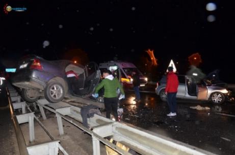 Feci Kazada 3 Ölü, 2 Yaralı