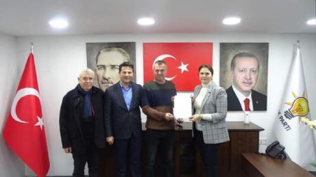 AK Parti Belde Teşkilatları Yenileniyor.
