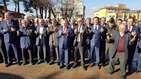Vali Özdemir, İpsala'da muhtarlarla buluştu, sorunlarını dinledi