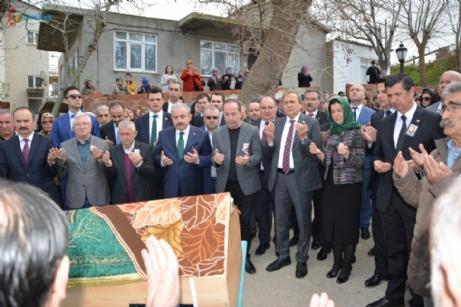 Gürkan'a, Taziye Ziyareti