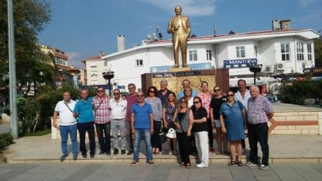 İpsala Lisesi 6 Fen Mezunları 40. yılda Edirne'de Buluşacak