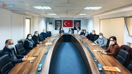 AK Parti Değerlendirme Toplantısı Yaptı