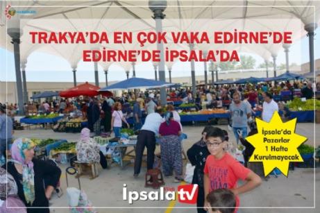 En Çok Vaka Edirne'de Görüldü!