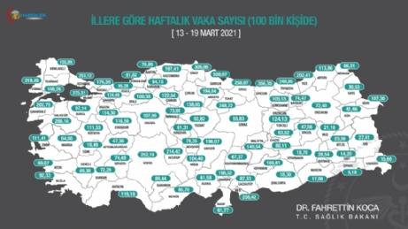 Edirne'de Artış Devam Ediyor