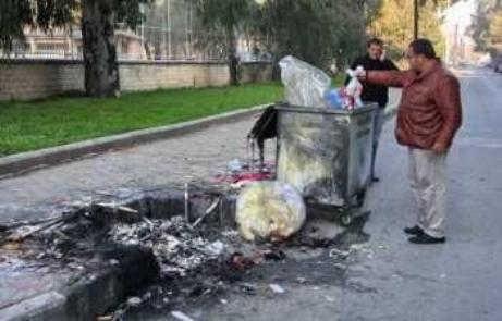 Külleri Çöp Bidonlarına Atmayın!