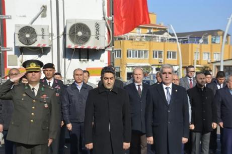 Çanakkale Destanına Sade Tören..